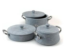 Pentole in pietra come scegliere la migliore - Cucinare con la pietra lavica ...